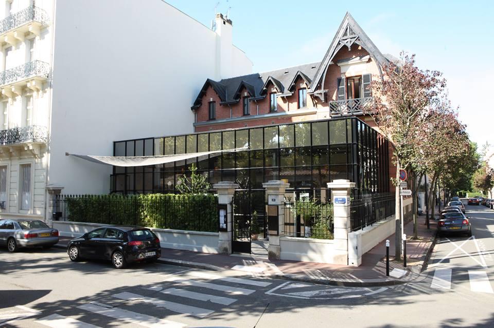 Le restaurant Décoret, une étoile au guide de Michelin...