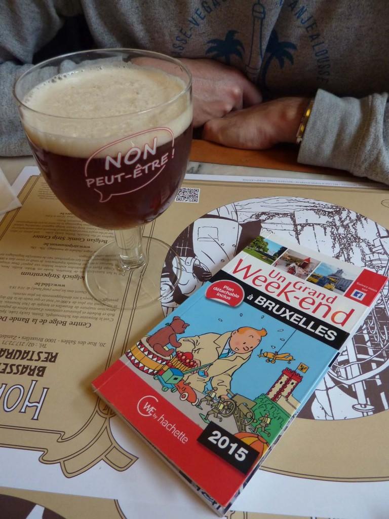 Voici quelques bonnes adresses pour votre week-end à Bruxelles !