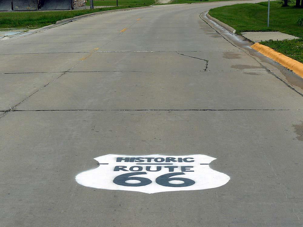 La Route 66 a été déclassée en 1985... Avant de renaître sous l'impulsion d'une poignée de passionnés.