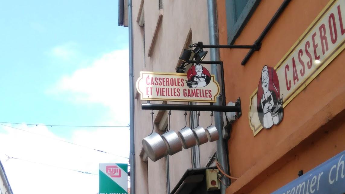 Casseroles et Vieilles Gamelles : un resto à Croix-Rousse comme chez mamie