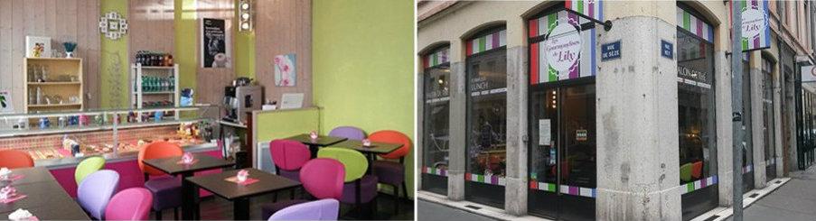 Les Gourmandises de Lily, Lyon 6