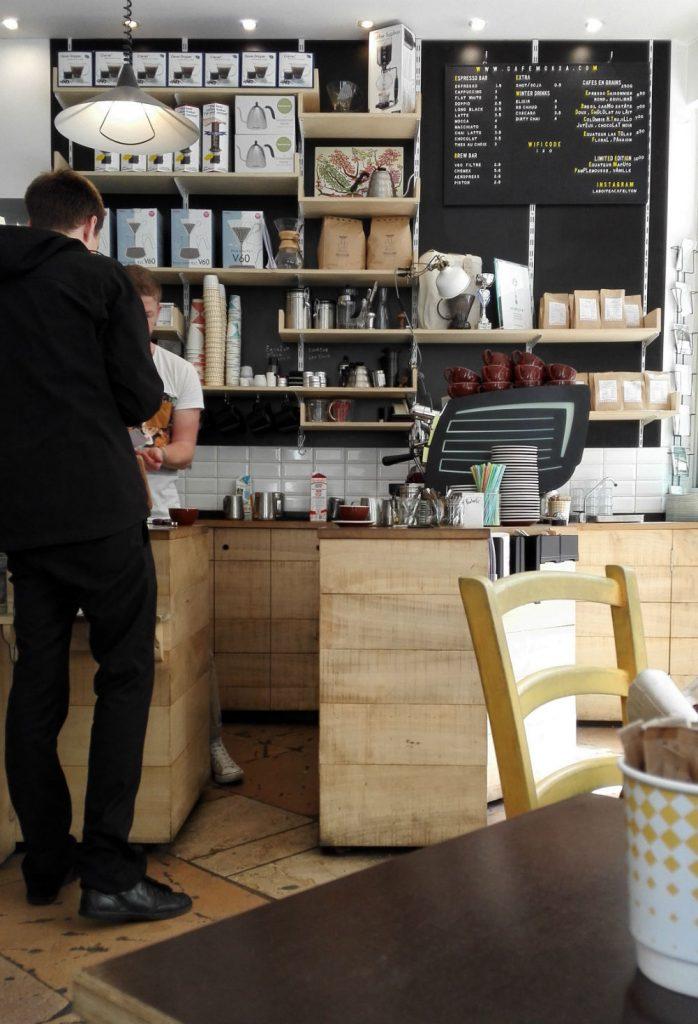 La Boîte à Café - Mokxa Lyon