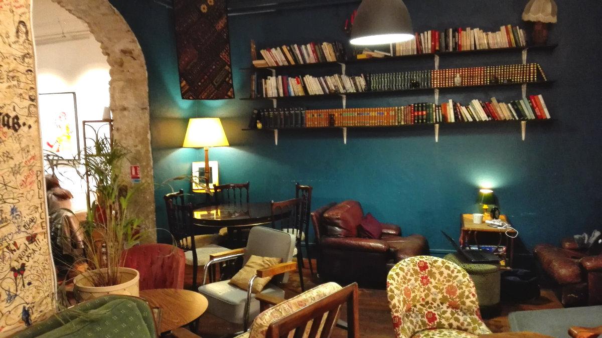 Espace Cafe Bureau A Lyon