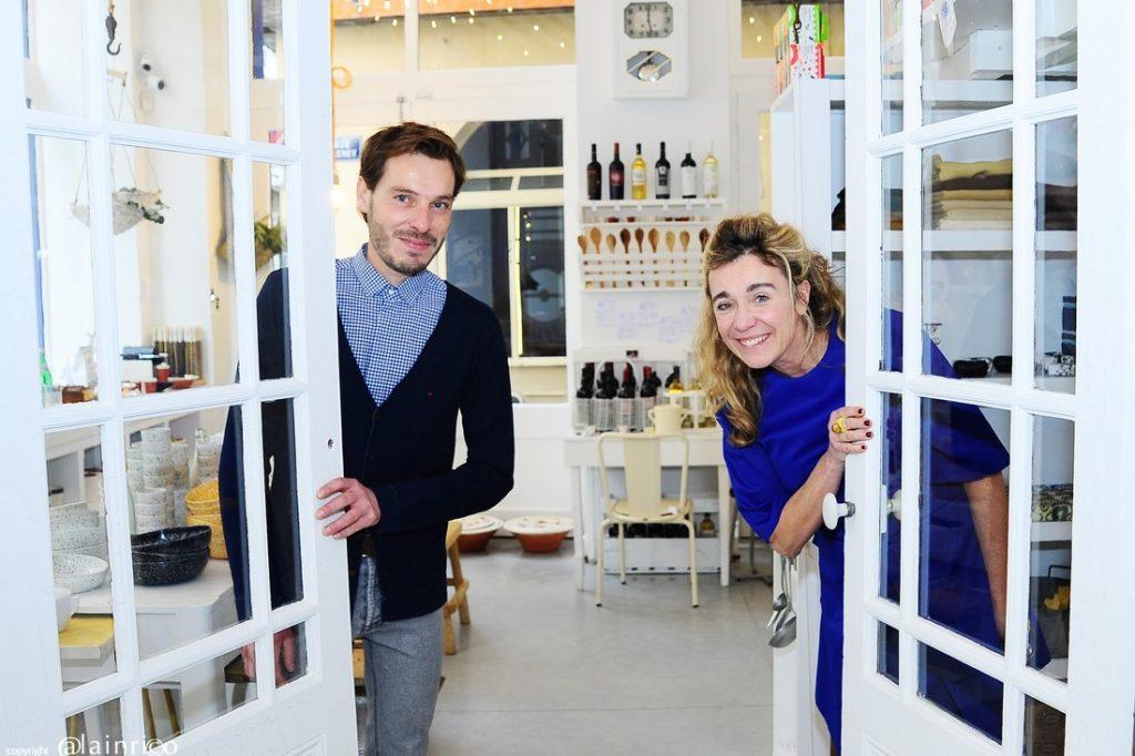 Pierre et Christine vous accueillent dans leur boutique, Respiro.