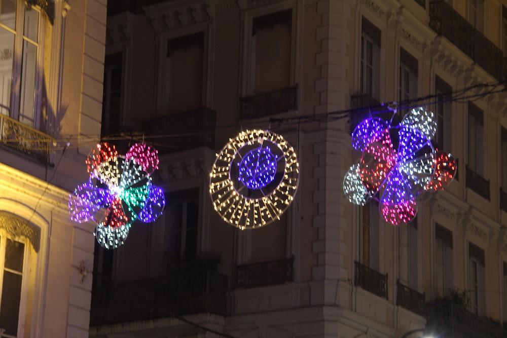Fête des Lumières 2016 - Seventies Lights – Rue Edouard Herriot