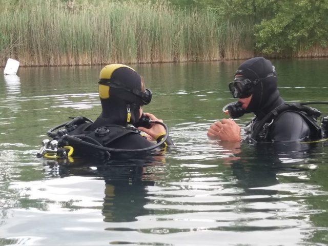 J'ai testé le baptême de plongée (et je suis remontée)