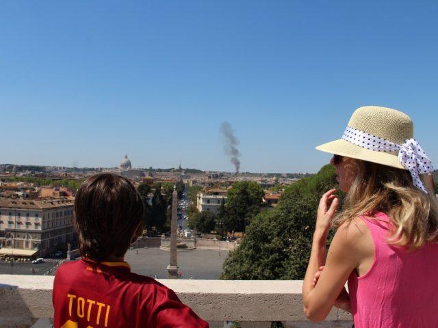 Partir à Rome avec des enfants : nos bons plans