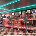 Tommy's Diner : un goût de Route 66… au Carré de Soie