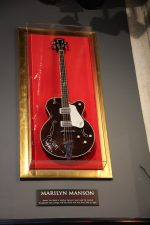 Guitare de Marylin Manson