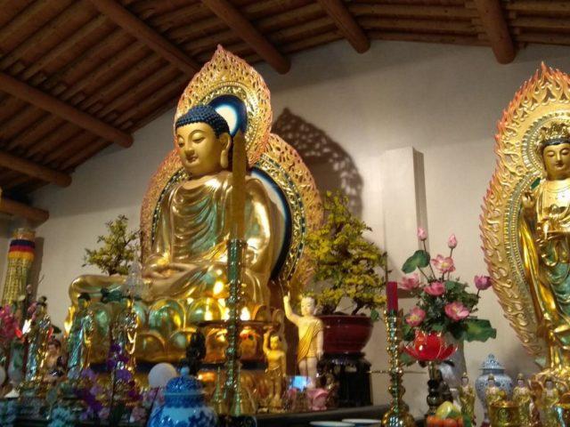 Pagode Thien Minh : un temple bouddhiste à quelques pas de Lyon